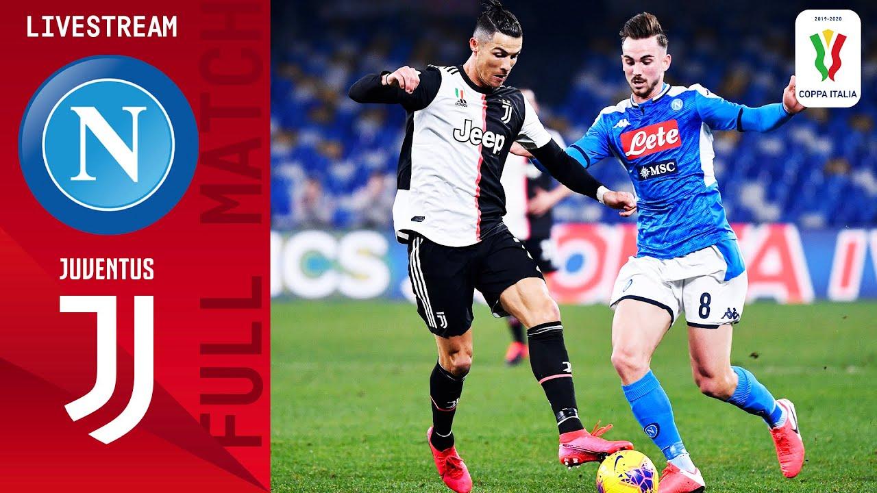 Volg live de halve finales en finale van de Coppa Italia @Youtube-kanaal van de Serie A
