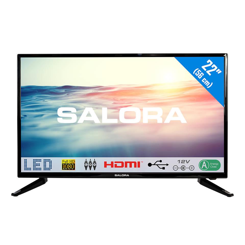 Salora 22LED1600 FULL HD LED TV @ Blokker