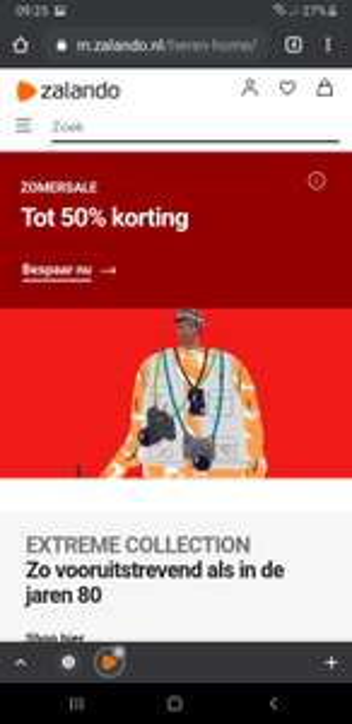 Tot -70% off - Zalando Zomersale
