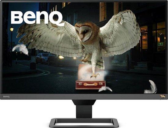 """Benq EW2780Q - QHD IPS Monitor - 27"""" - DisplayPort, 2x HDMI"""