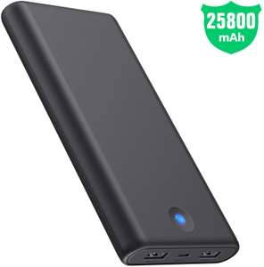 QTShine powerbank 25800Mah