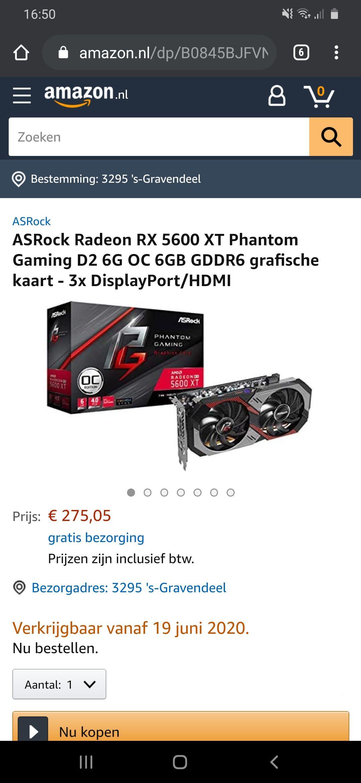 Asrock RX 5600 XT