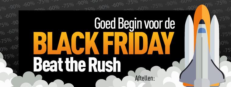 Black Friday Deals - Met Kortingscode nog eens extra 6% korting @Kinguin