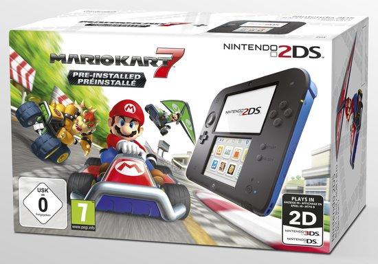 [Black Friday] Nintendo 2ds met Mario Kart 7