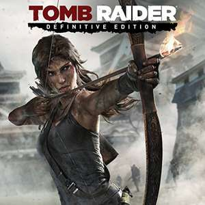 [Black Friday] Tomb Raider Def. Edition $4,50 (US ---/XBO)