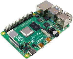 Raspberry pi 4 model B 2gb @SOS solutions