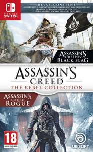 Assassin's Creed The Rebel Collection (Switch)