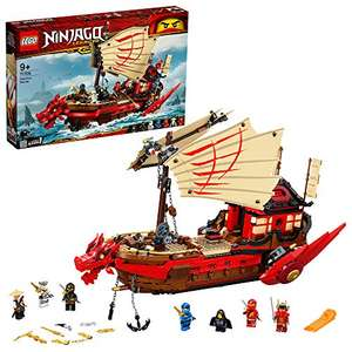 LEGO NINJAGO o.a. Legacy Destiny's Bounty - 71705