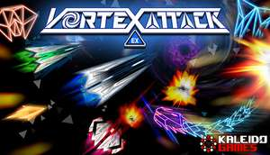 [PC] Vortex Attack Ex - gratis @ Itch.io