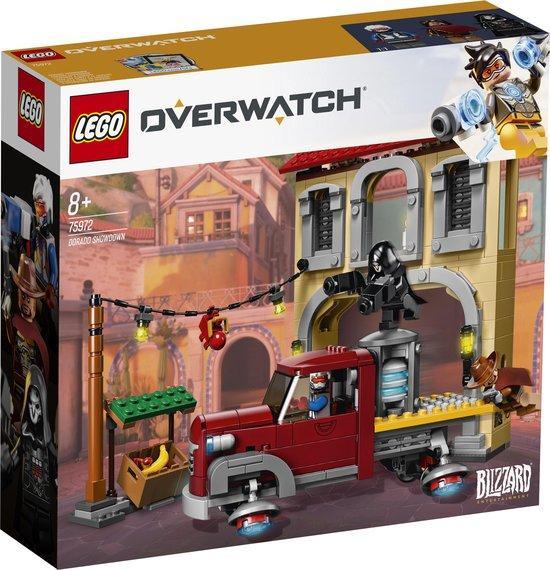 LEGO 75972 Overwatch Dorado Showdown