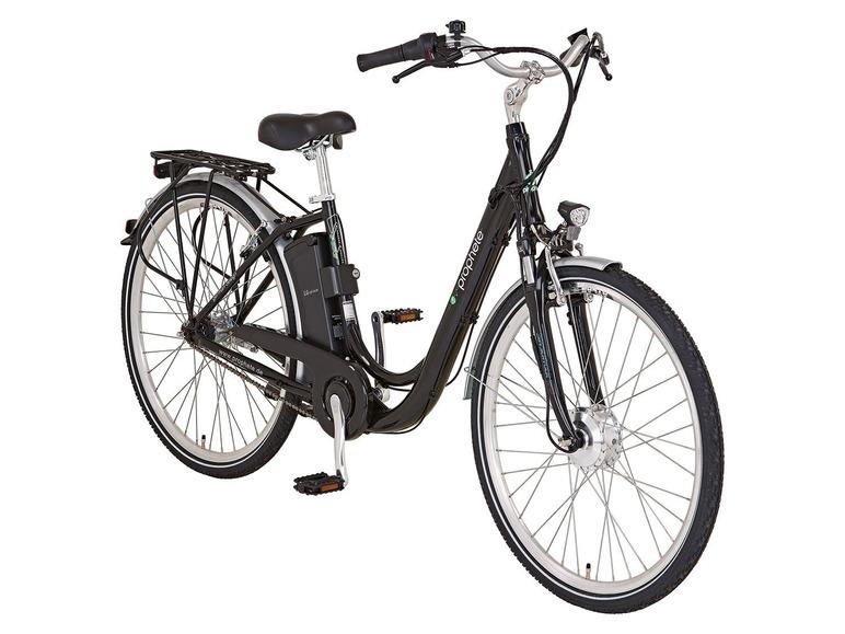 """PROPHETE® E-bike 28"""" voor €799 @ Lidl-Shop. Adviesprijs = €1399,95"""