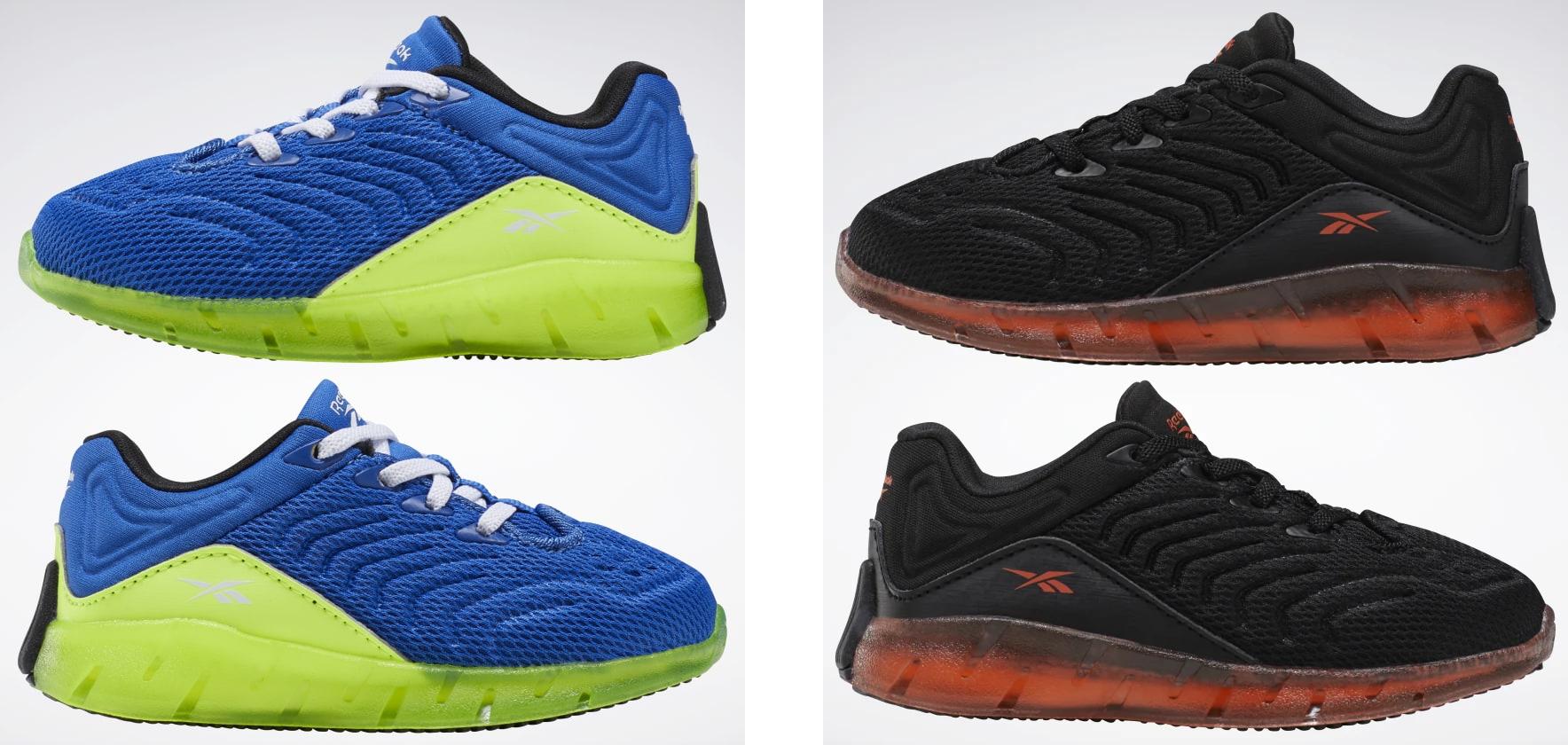 Zig kinetica jongens reebok schoenen €22,48 in Reebok sale