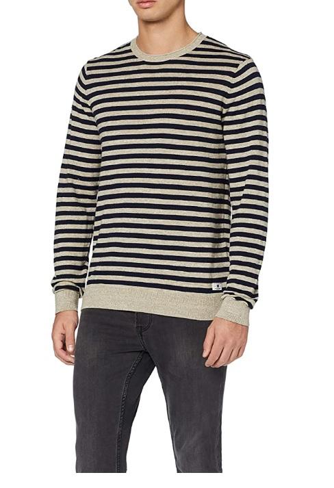 Jack & Jones Premium Jprdax Knit Crew Neck Pullover voor heren