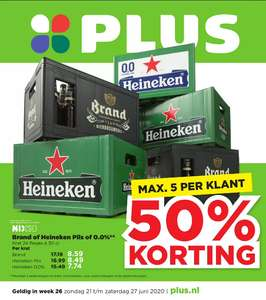 Brand of Heineken Pils of 0.0%
