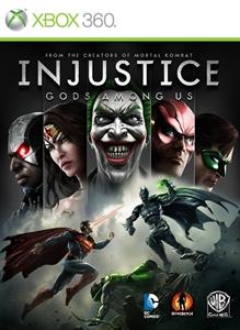 Injustice: Gods Among Us & DLC Digitaal - GRATIS - Xbox 360 / Xbox One Backwards Compatible