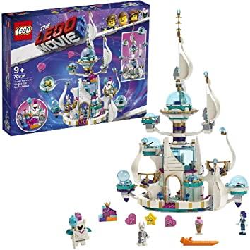 LEGO Koningin Wiedanook Watdanooks 'echt-niet-kwaadaardige' ruimtepaleis (70838)