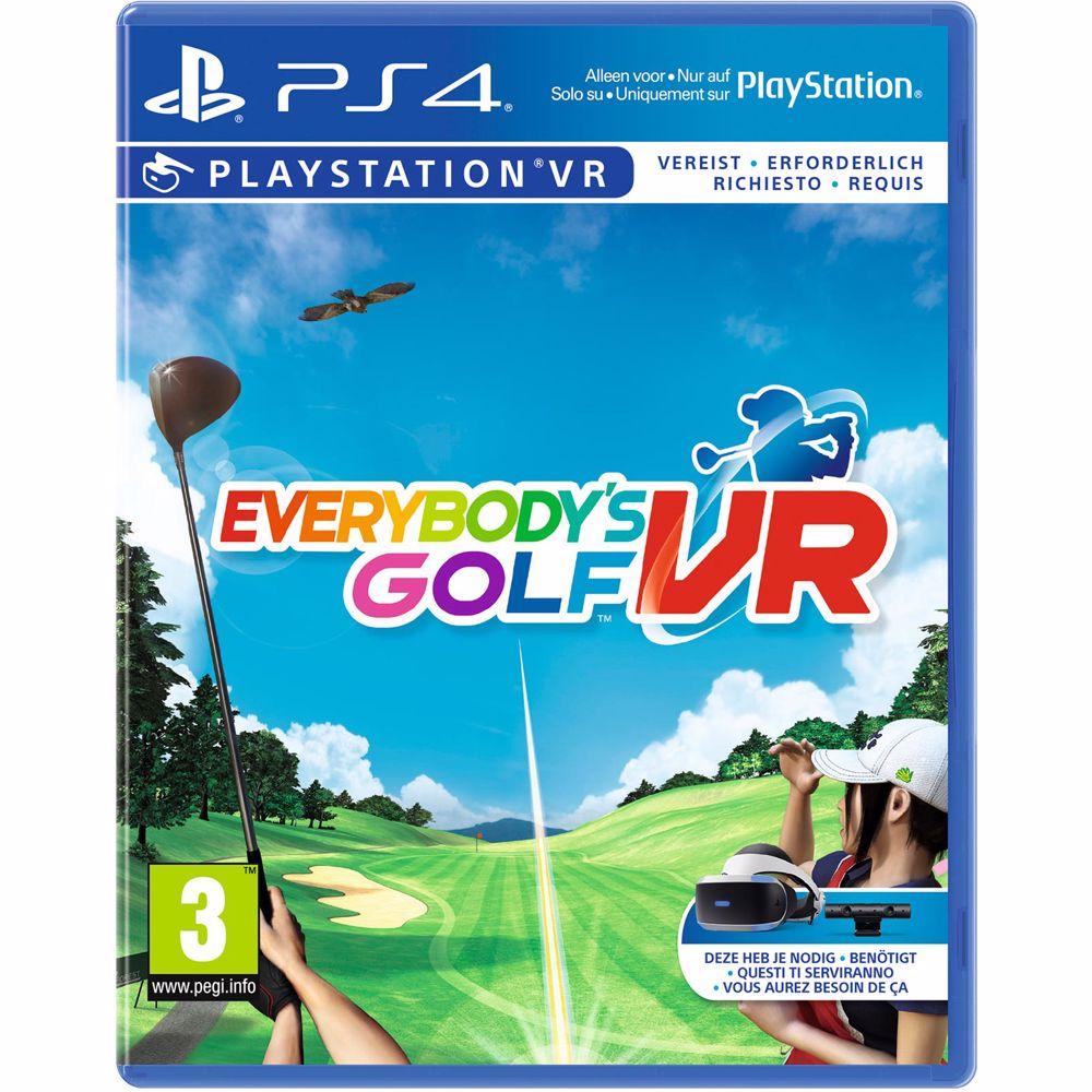 Everybody's Golf VR (PSVR) @ BCC