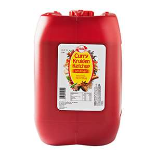 Hela Kruiden Ketchup Curry Original 12 kg (10,3 liter)