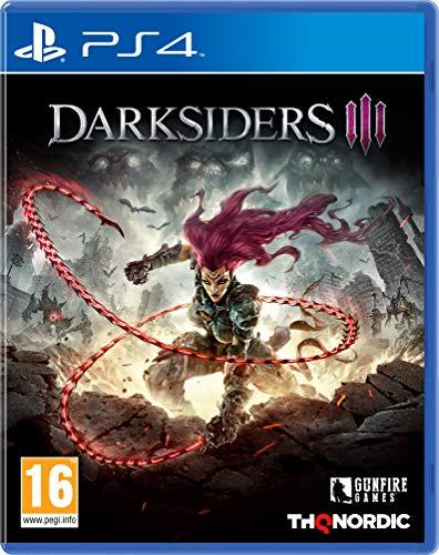 Darksiders III (PS4 AT-PEGI) @ Amazon.de