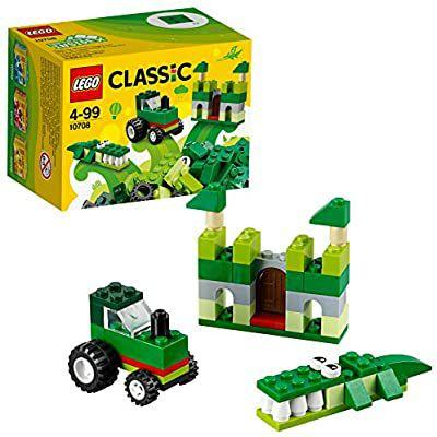 LEGO Classic 10708 groene doos