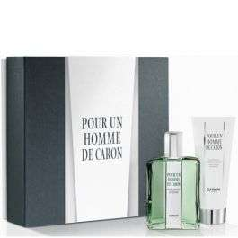 CARON Pour un Homme - Set - Eau de toilette spray 125 ML + Douchegel 100 ML