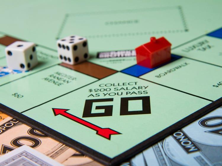 Monopoly Classic Nederlandse Editie