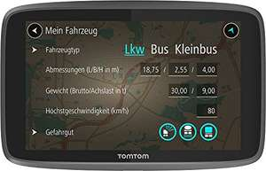 "TomTom GO Professional 6250 (Europa) navigatiesysteem (6"" inch)"