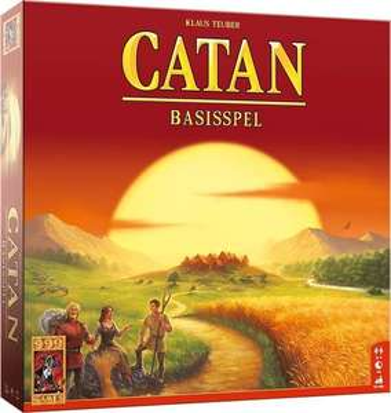 Kolonisten van Catan Basisspel