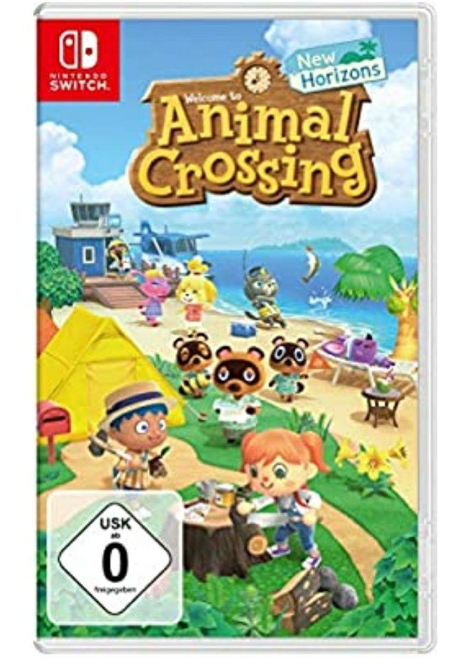 Animal Crossing: New Horizons, Switch (€37 met kortingscode)