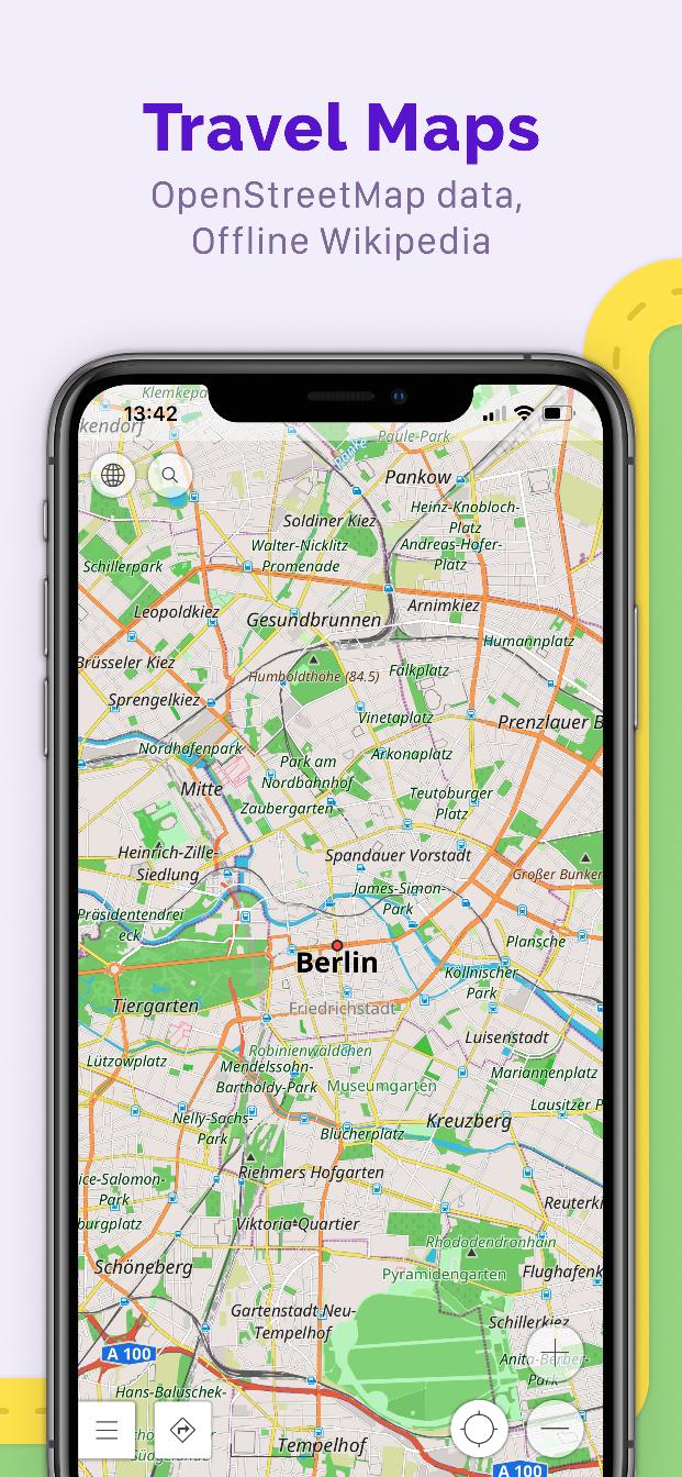 OsmAnd+ (OpenStreetMaps op mobile): 50% korting