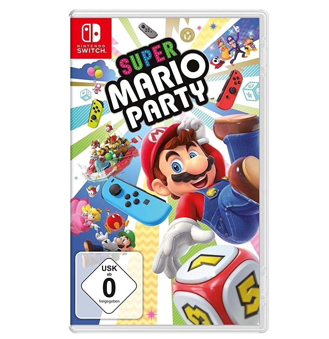 Mario party switch €42,01 met kortingscode €37,01