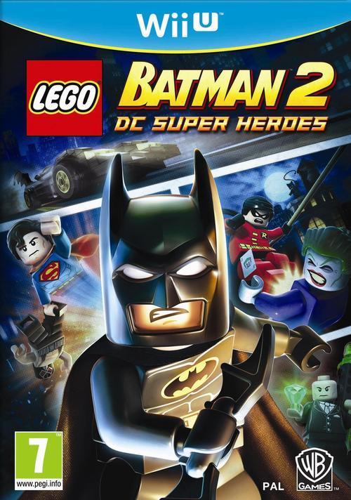 LEGO Batman 2: DC Super Heroes voor € 11,42 @ Zavvi
