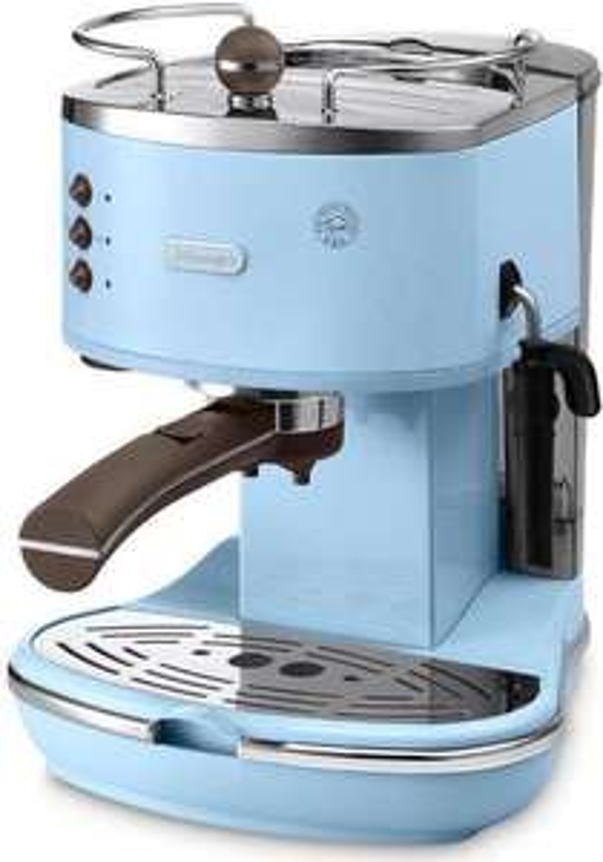 DeLonghi Icona Vintage ECOV 311.AZ Espressomachine (Blauw) @ Bol.com Plaza