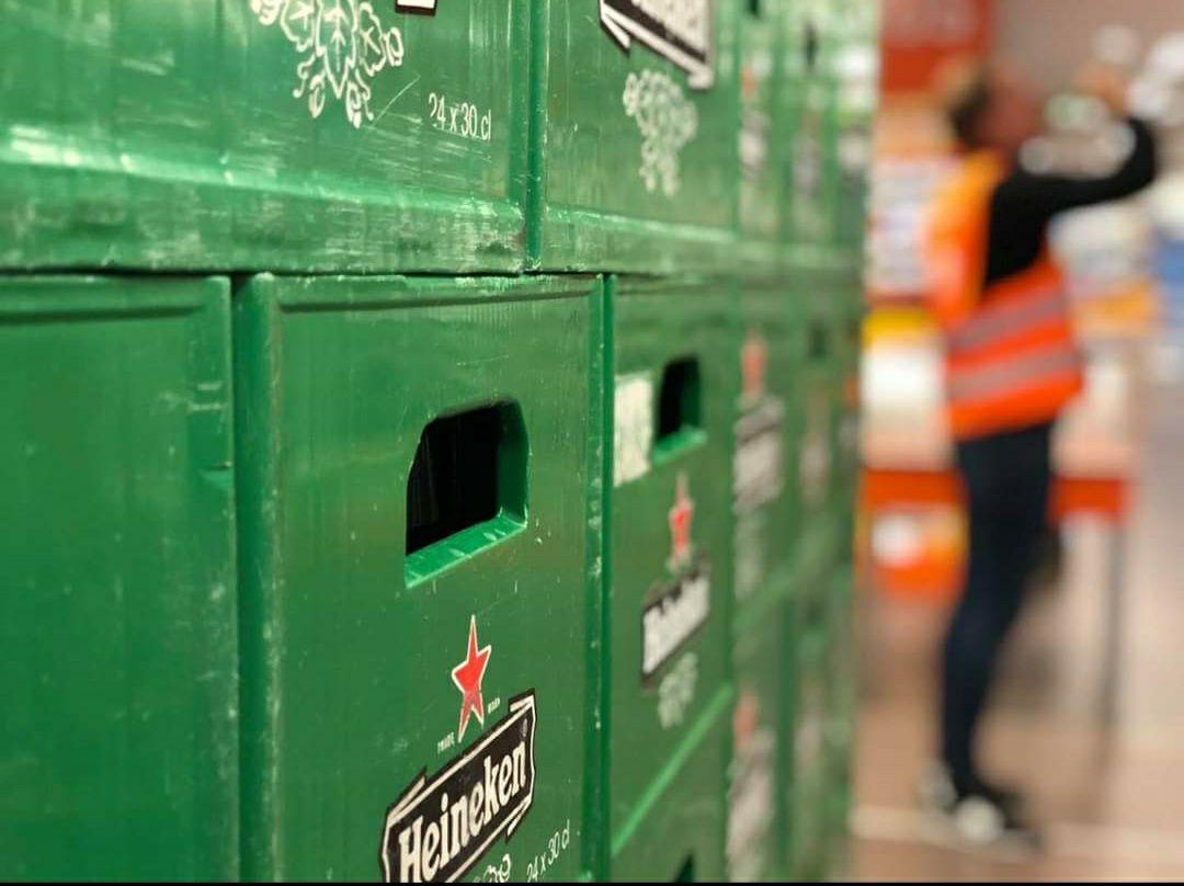 [Lokaal] Heineken krat €8,50 AH