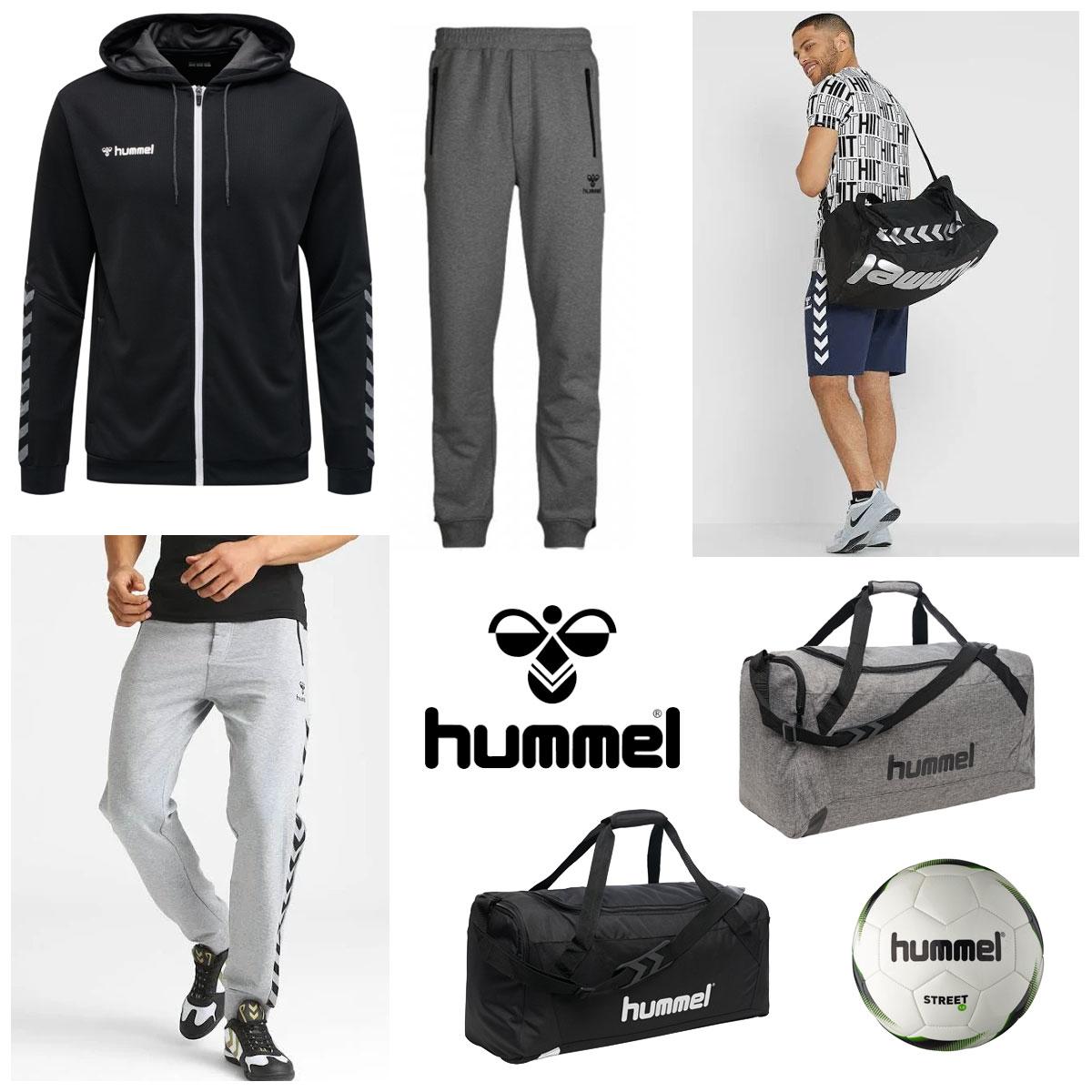 Hummel sale tot -75% @ Sport-Korting
