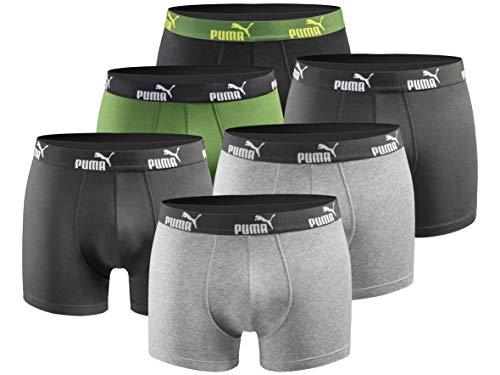 6-pack Limited Edition Puma boxershorts @ Amazon.de