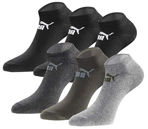 PUMA Sneaker-sokken 18 paar Pack Statement Edition
