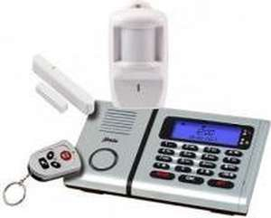Alecto DA-220 - Draadloos Alarmsysteem - PSTN