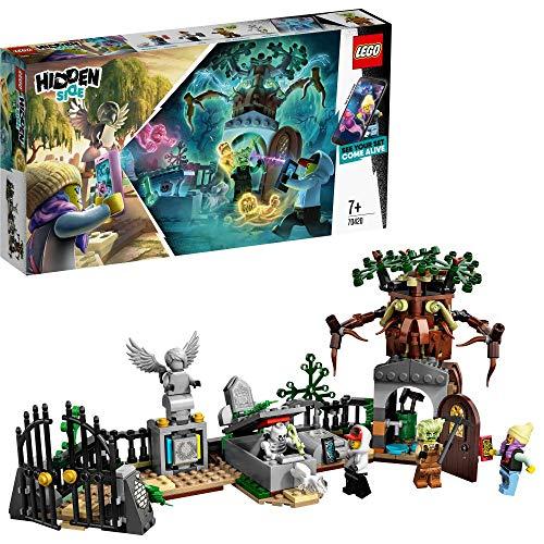 Lego Hidden side Kerkhofmysterie (70420)