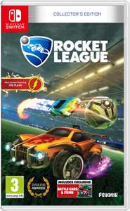 Rocket League - Switch (Collector's Edition) bij bol.com