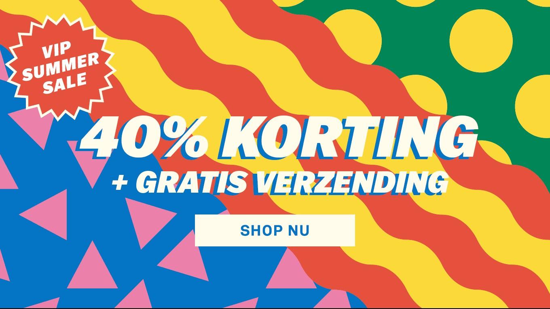 Happy Socks - code 40% korting en gratis verzending