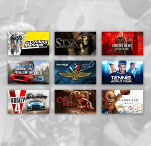 HUMBLE NACON PUBLISHER BUNDLE van €1 tot €13