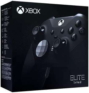 Microsoft Xbox Elite Wireless Controller Series 2 Zwart - amazon.nl
