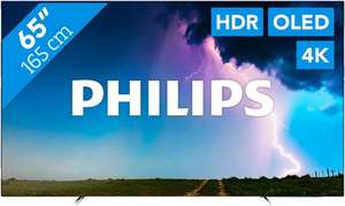 Philips 65OLED754 | 65 inch OLED met Ambilight, Saphi en Multi-HDR
