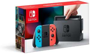Nintendo Switch Console (Rood/Blauw) (2019 Upgrade)