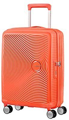American Tourister Soundbox spinner 55 cm koffer (oranje)