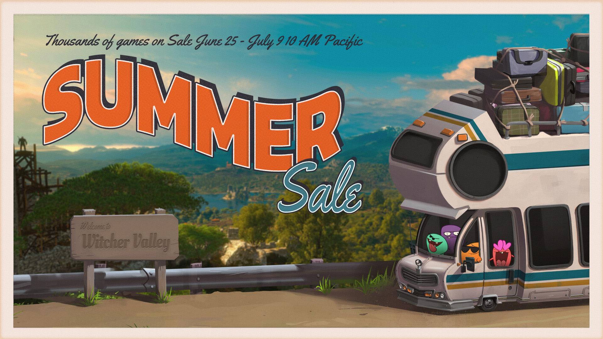 [VERZAMELTOPIC] Steam Summer Sale 2020 | Beste deals