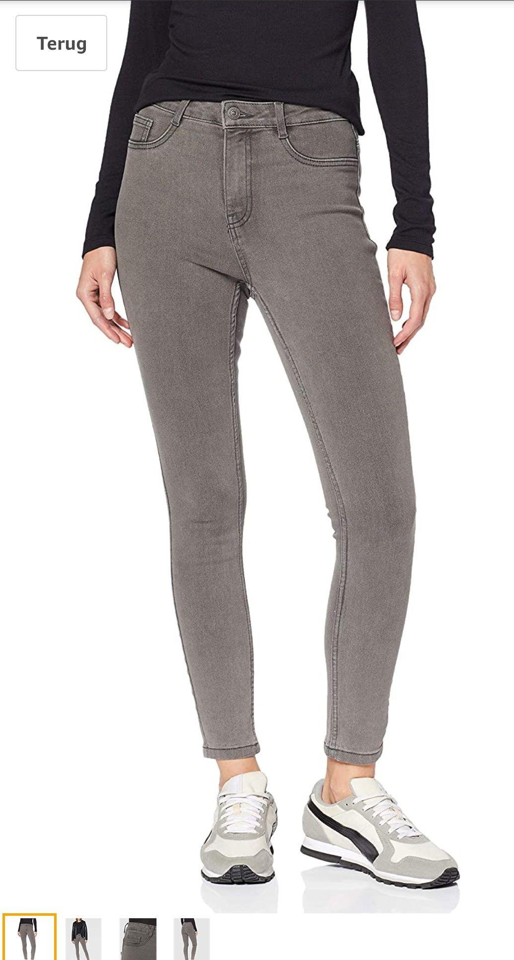 Only Dames skinny jeans Onlfhi-Rise Life Box Mah
