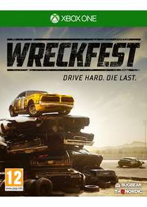Wreckfest [Xbox One & PS4]
