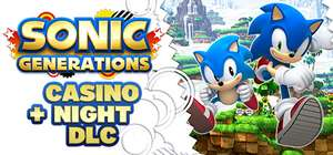 Sonic Generations Collection €1 euro @Steam